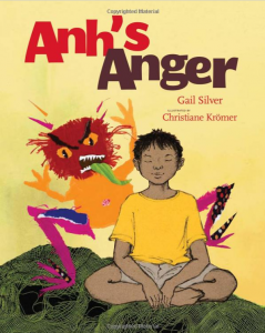 Anh's Anger -- Book by Gail Silver